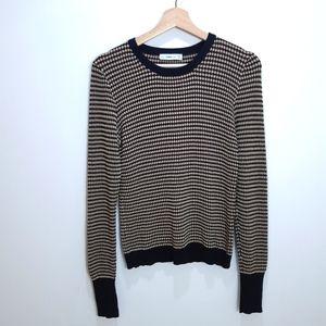 NWOT Zara Knit Super Stretchy Long Sleeve Sweater